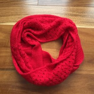 Infinity Scarf - Red - NWOT
